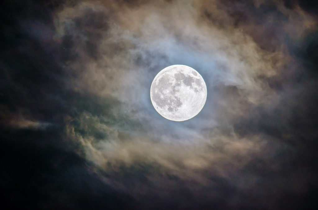 Easy-To-Do Practices for a Full Moon Day